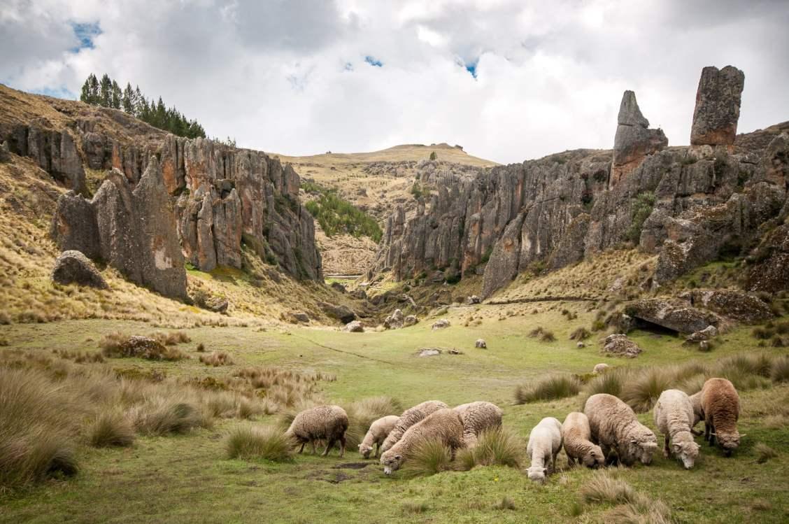 plus beaux sites archéologiques du Pérou - Cumbe Mayo