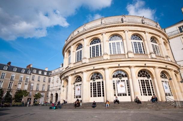 opéra de la ville de Rennes