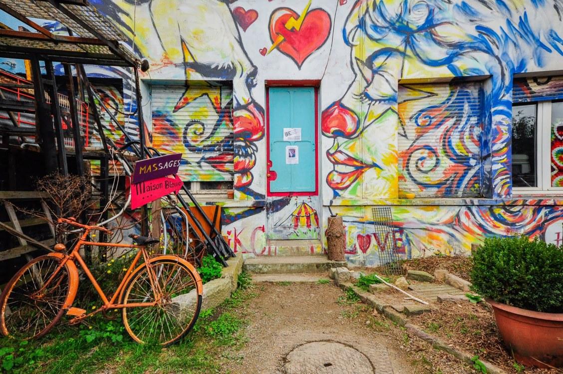 street art elaboratoire