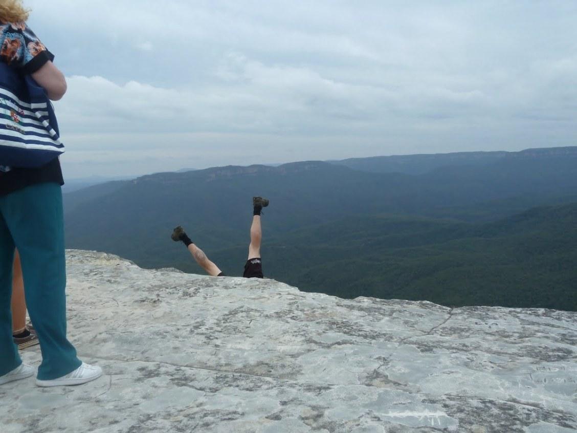Les blue mountains en Australie - Les plus beaux paysages et parcs naturels d'Océanie