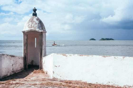 ilha do mel forteresse