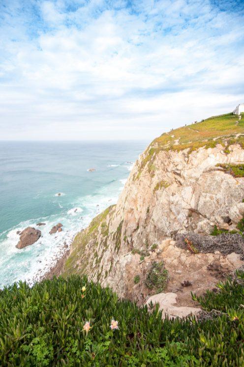 côte lisbonne cabo do roca falaise 2