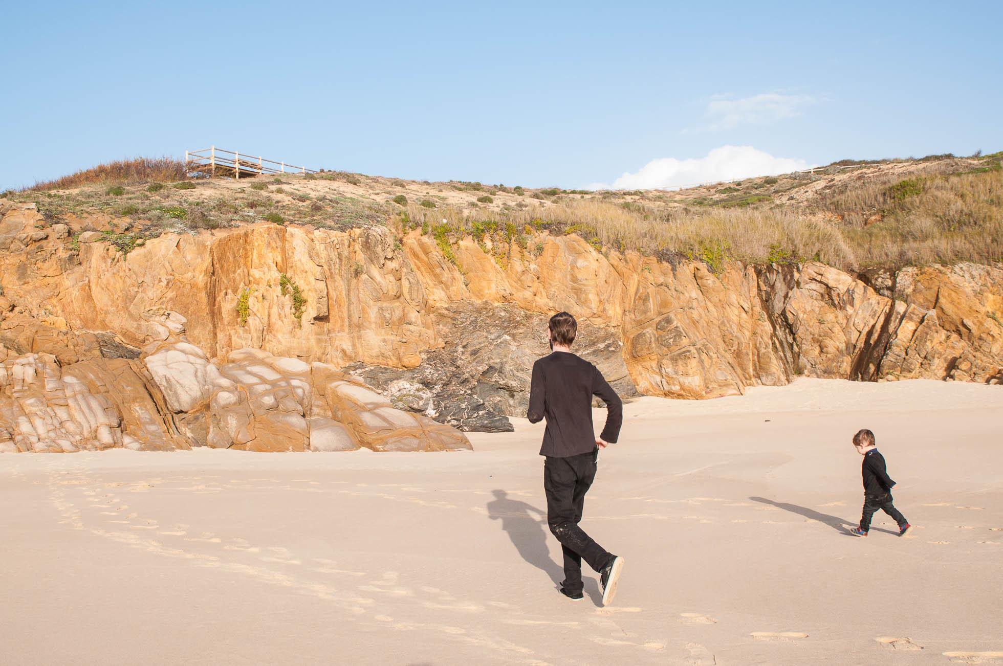 Praia Malhao course