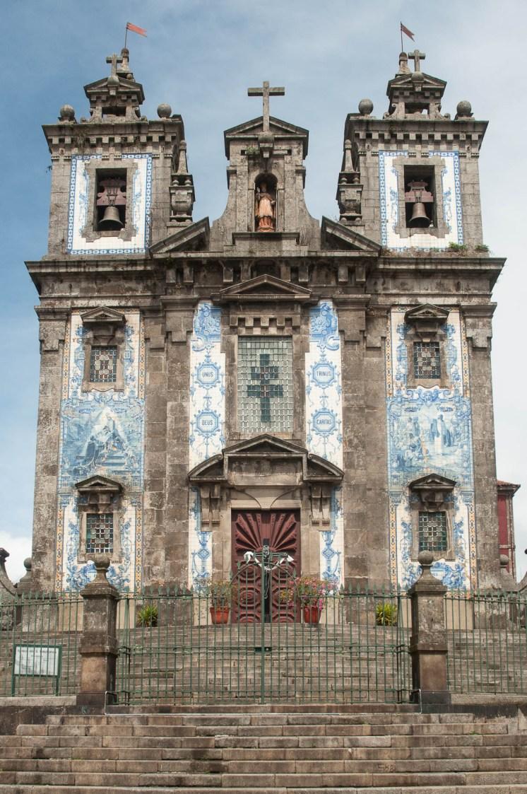Porto église do terço