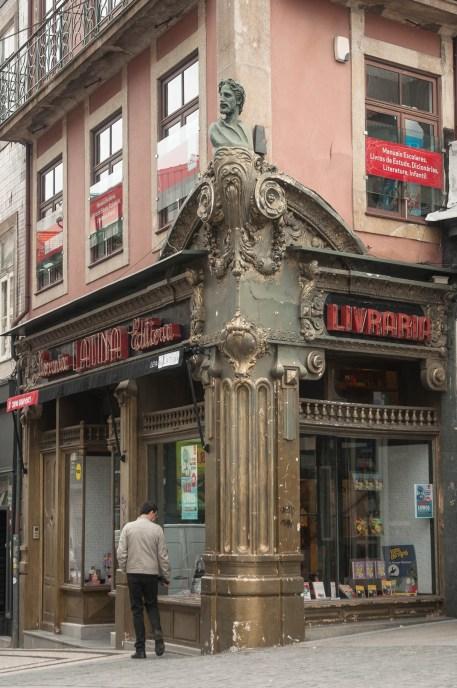 Porto librairie latina