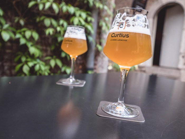 Liège balade coteaux curtius
