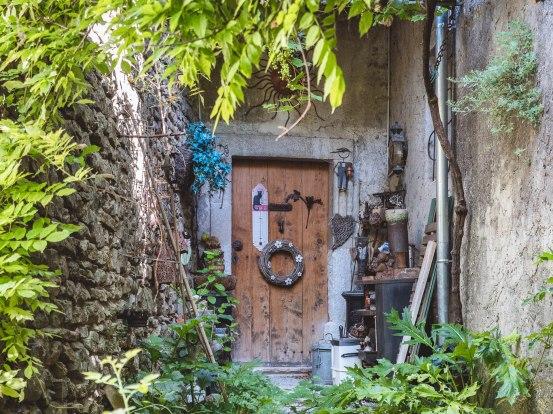 drôme begude en mazenc porte