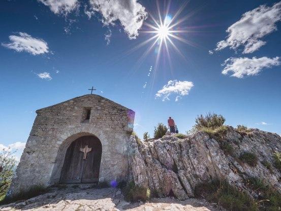 chapelle saint medard forêt de saou