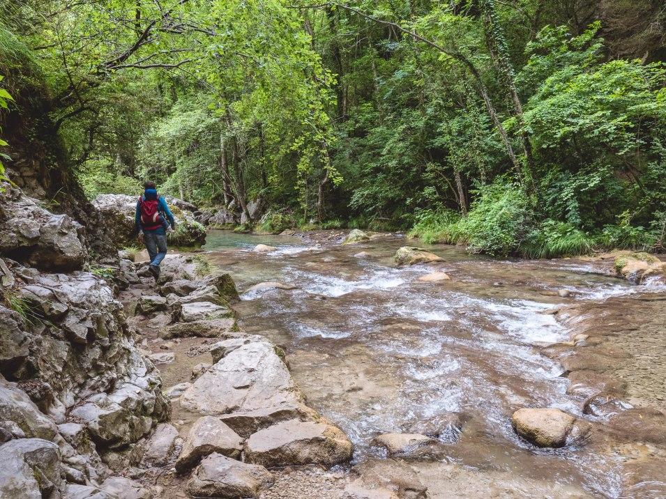 rivière la druise