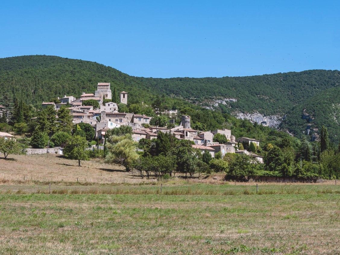 drôme village perché 1