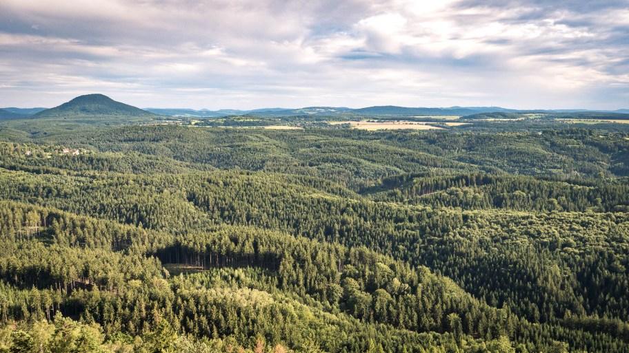 bohême du nord - république tchèque