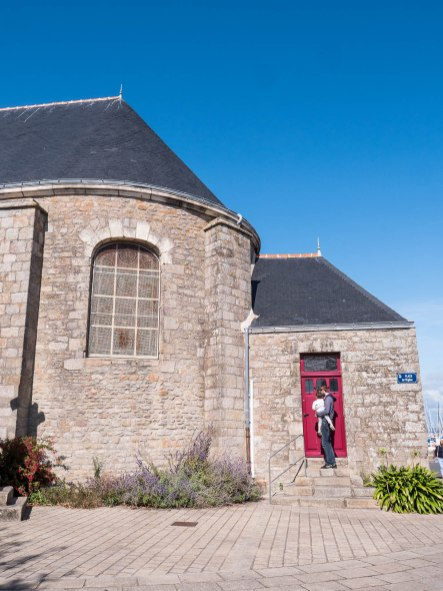 Église de Piriac en Loire Atlantique
