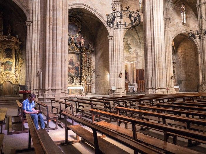 Intérieur de Cathédrale de Tortosa - Terres de l'Ebre - Catalogne