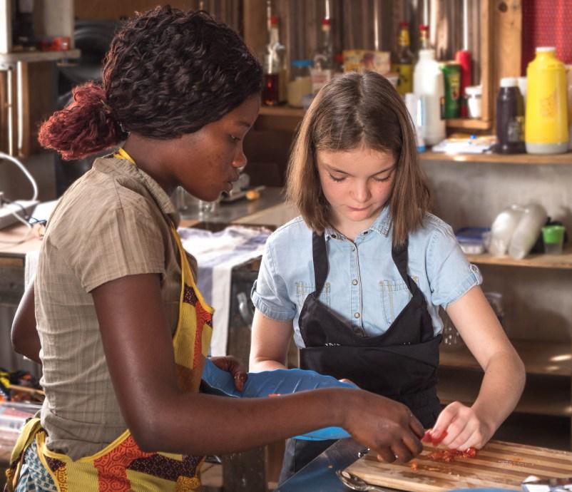 Cours de cuisine bénin ouidah double sens