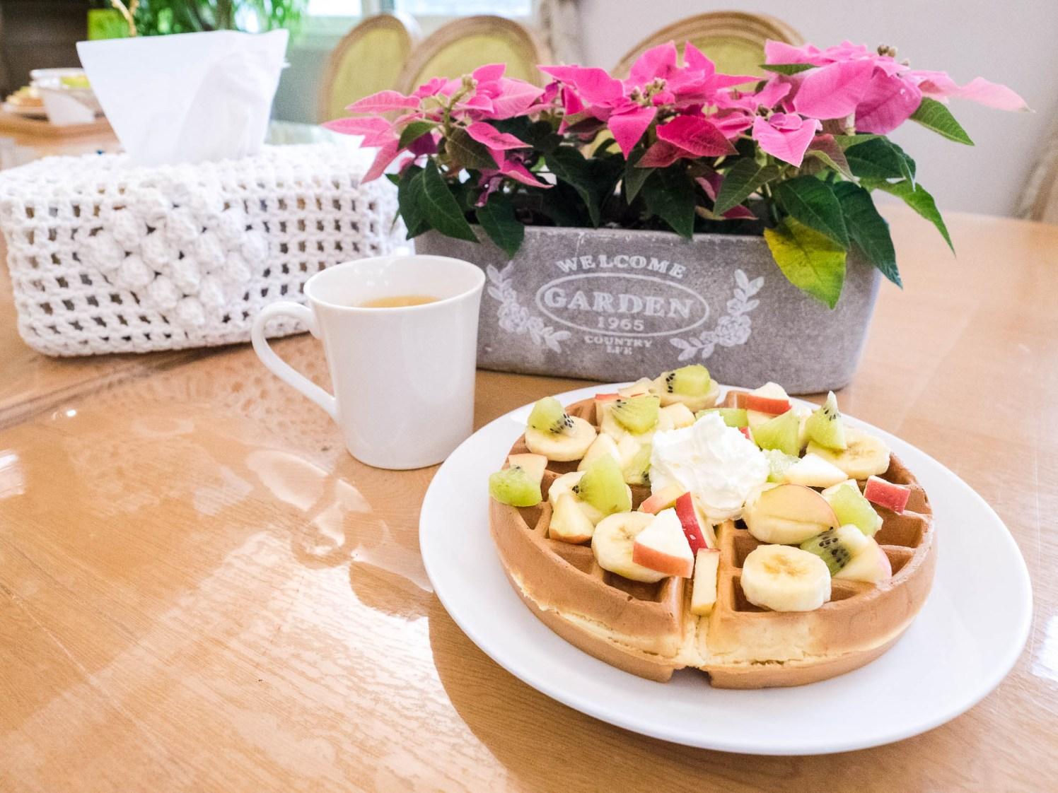 glenwood petit déjeuner