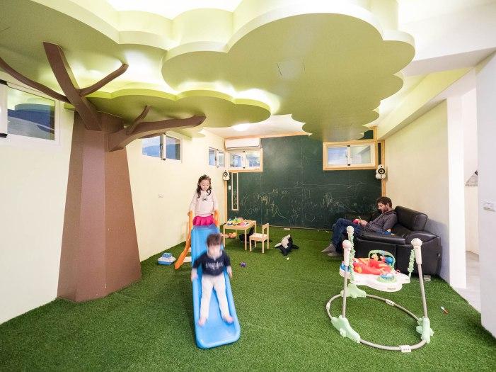 Hôtel Glenwood Hualien salle de jeux