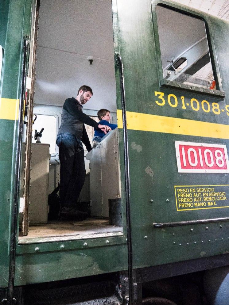 centre d'interprétation du train catalogne