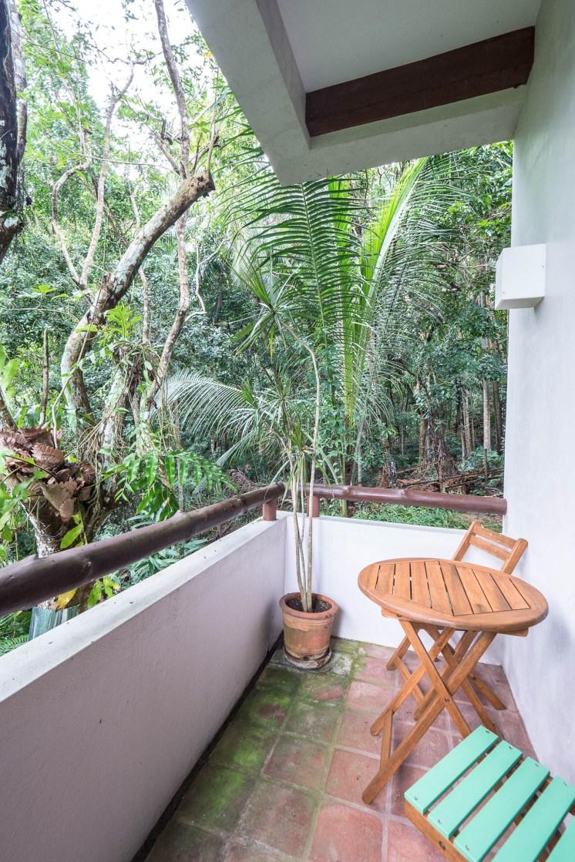 Bohol casita baclayon terrasse