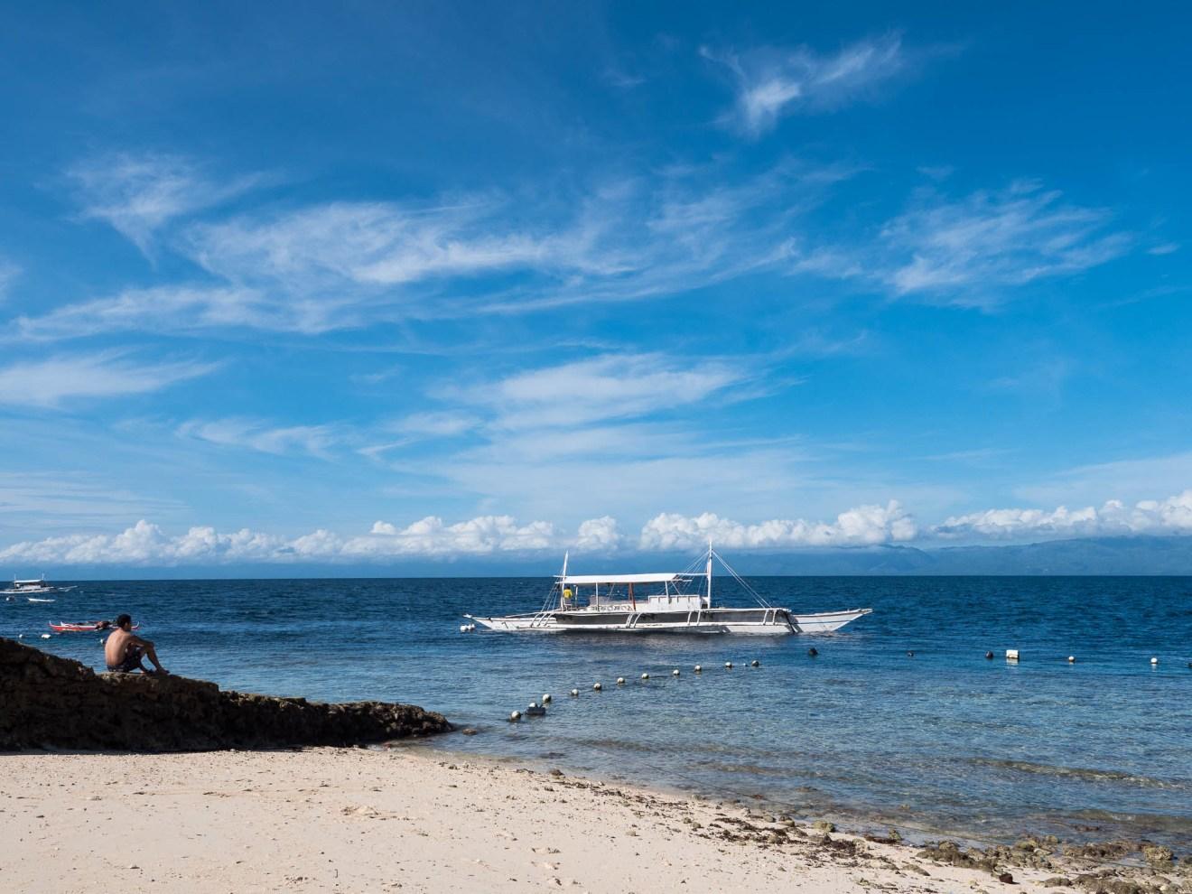 plage de moalboal - Philippines
