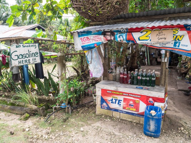 Station service locale siquijor