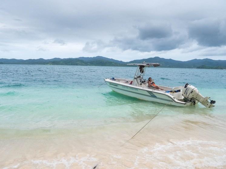 el nido archipel de bacuit skipper charter