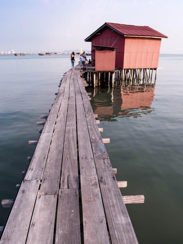 georgetown chew jetty ponton