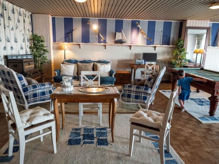 hotel de la plage_