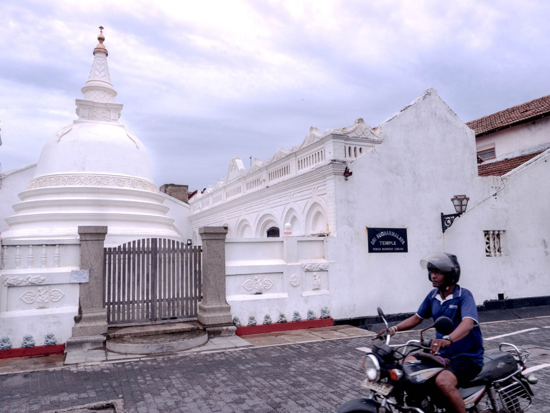 Galle 1 temple