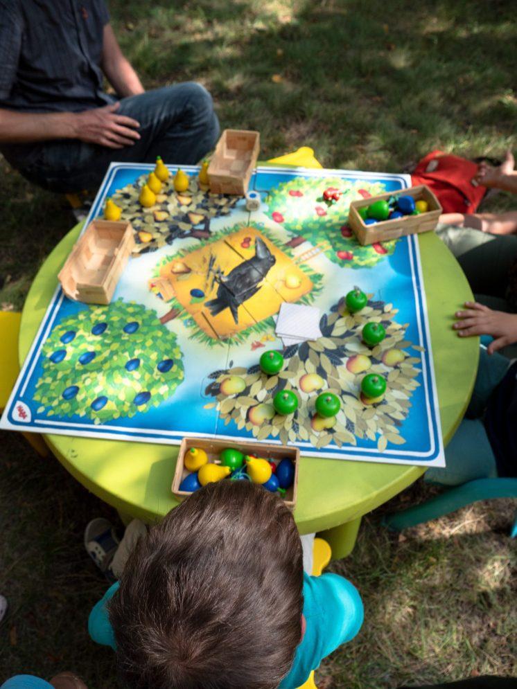 Mont dauphin jeux bois festival potes de marmots