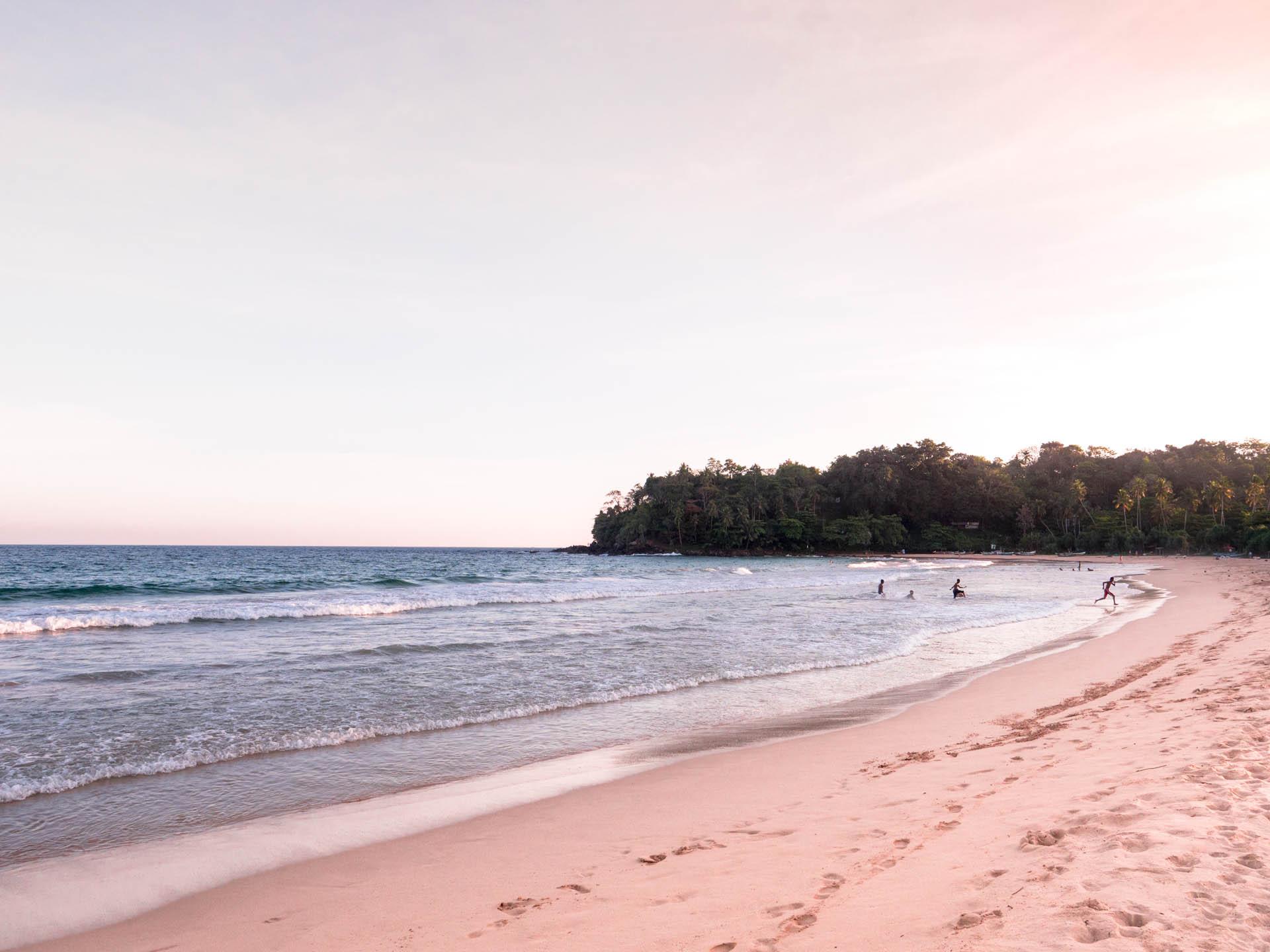 Talalla plage