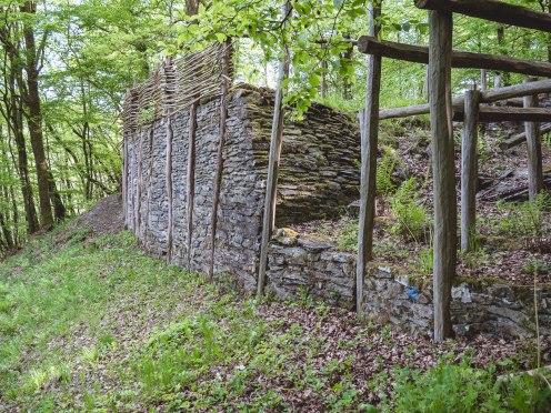 Mur du Cheslé