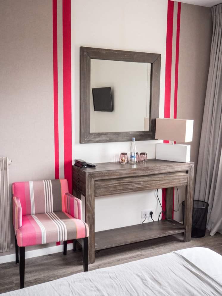 hôtel lann rose Carnac