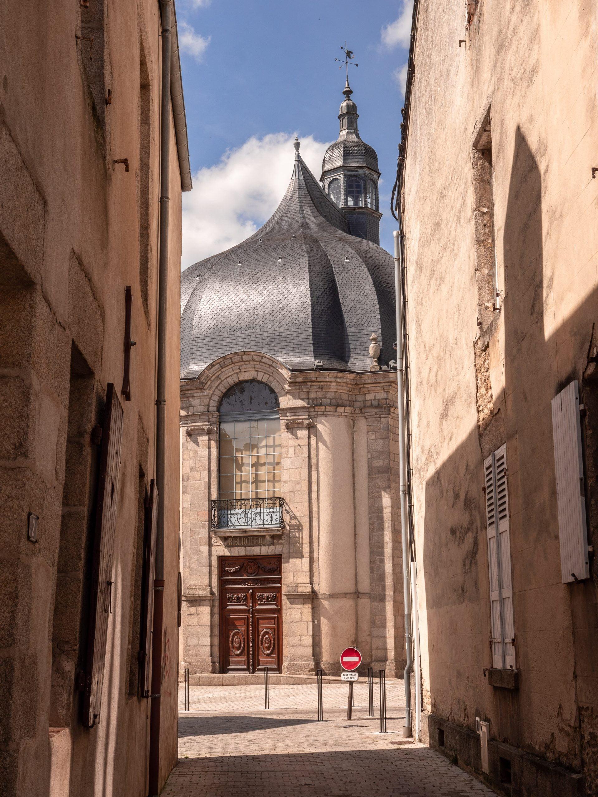 Visiter la ville d'Alençon en Normandie