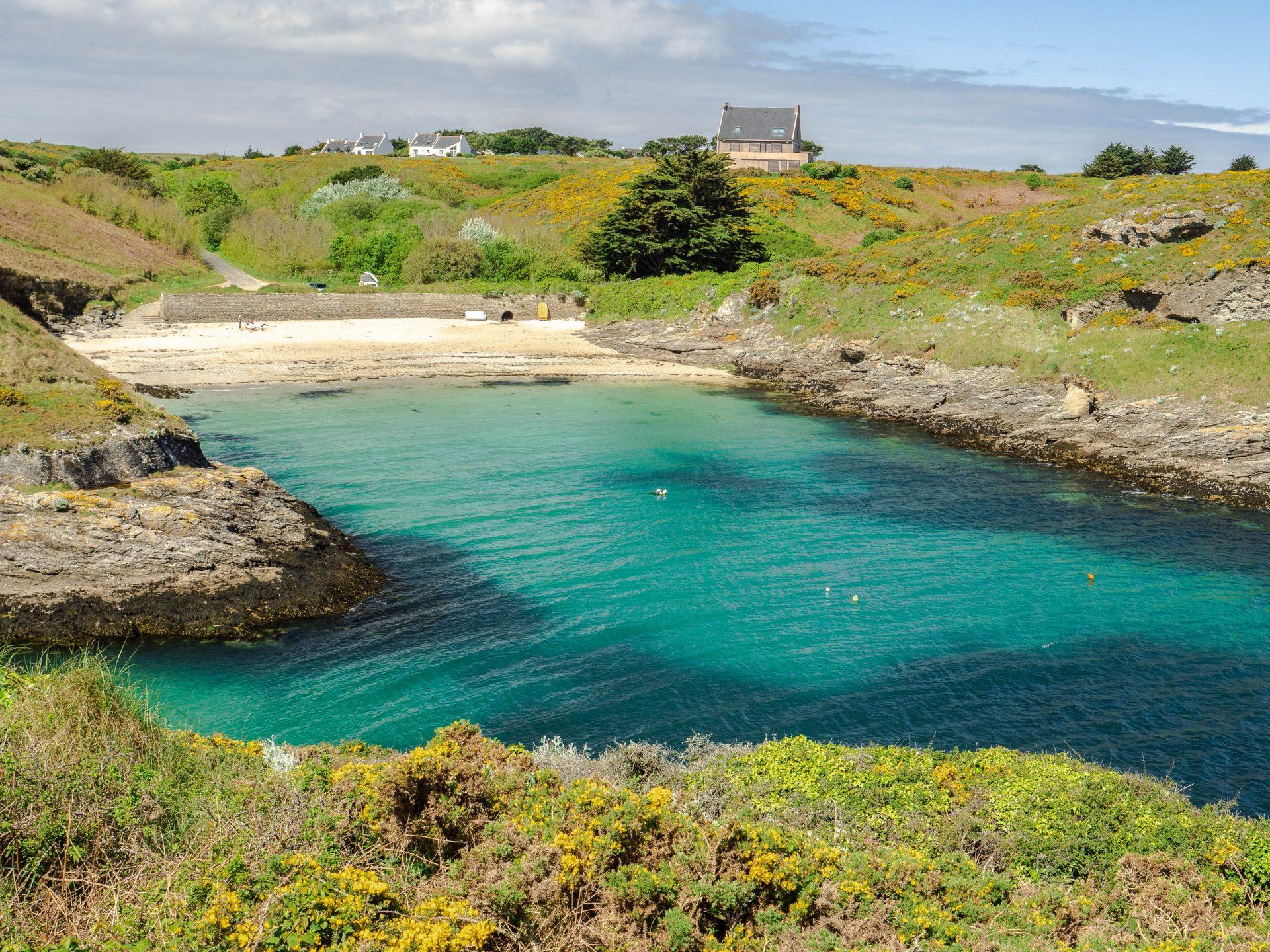 que voir que faire en Bretagne, visite en une semaine - belle ile en mer