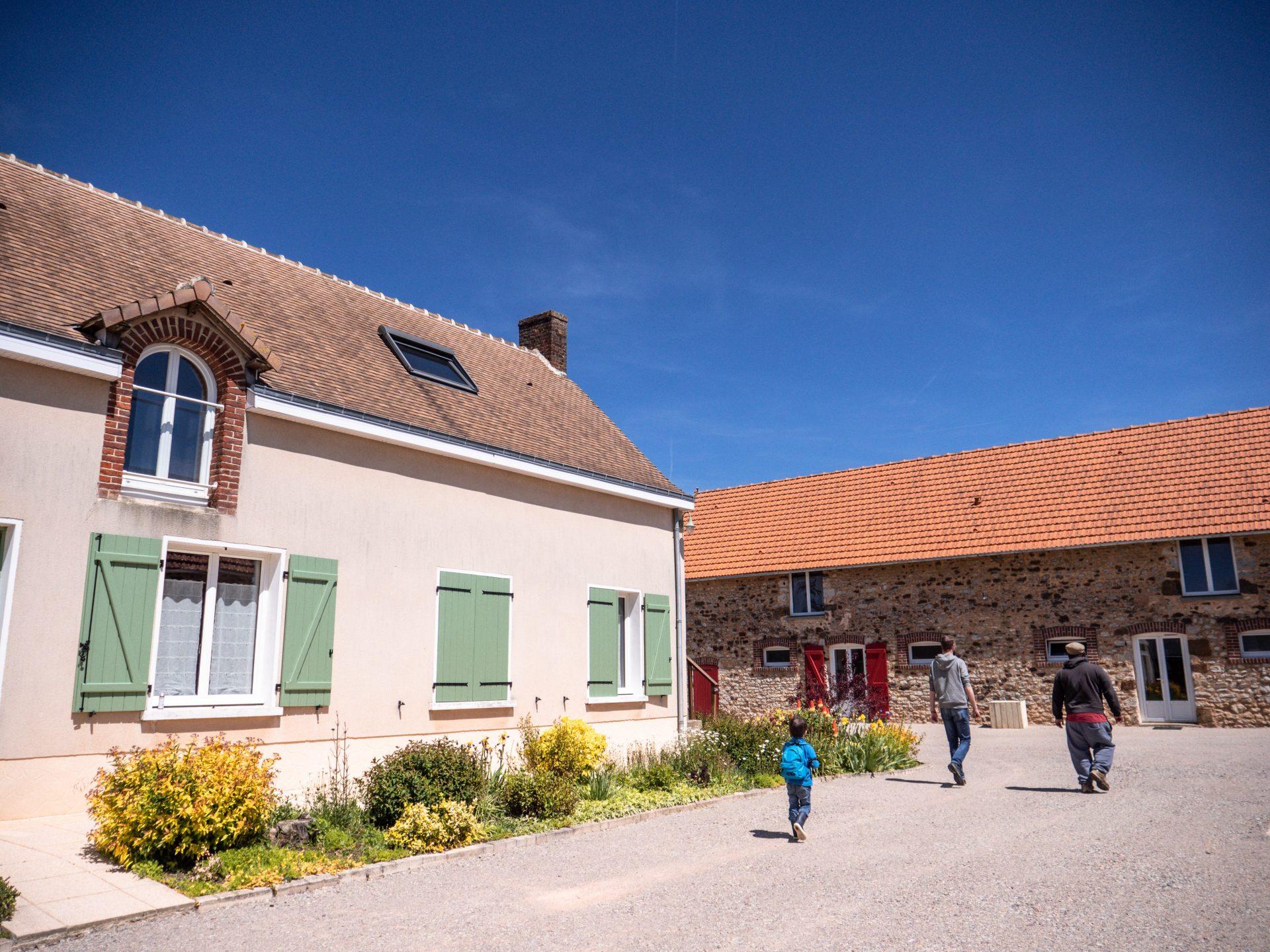 Tourisme rural dans la Sarthe