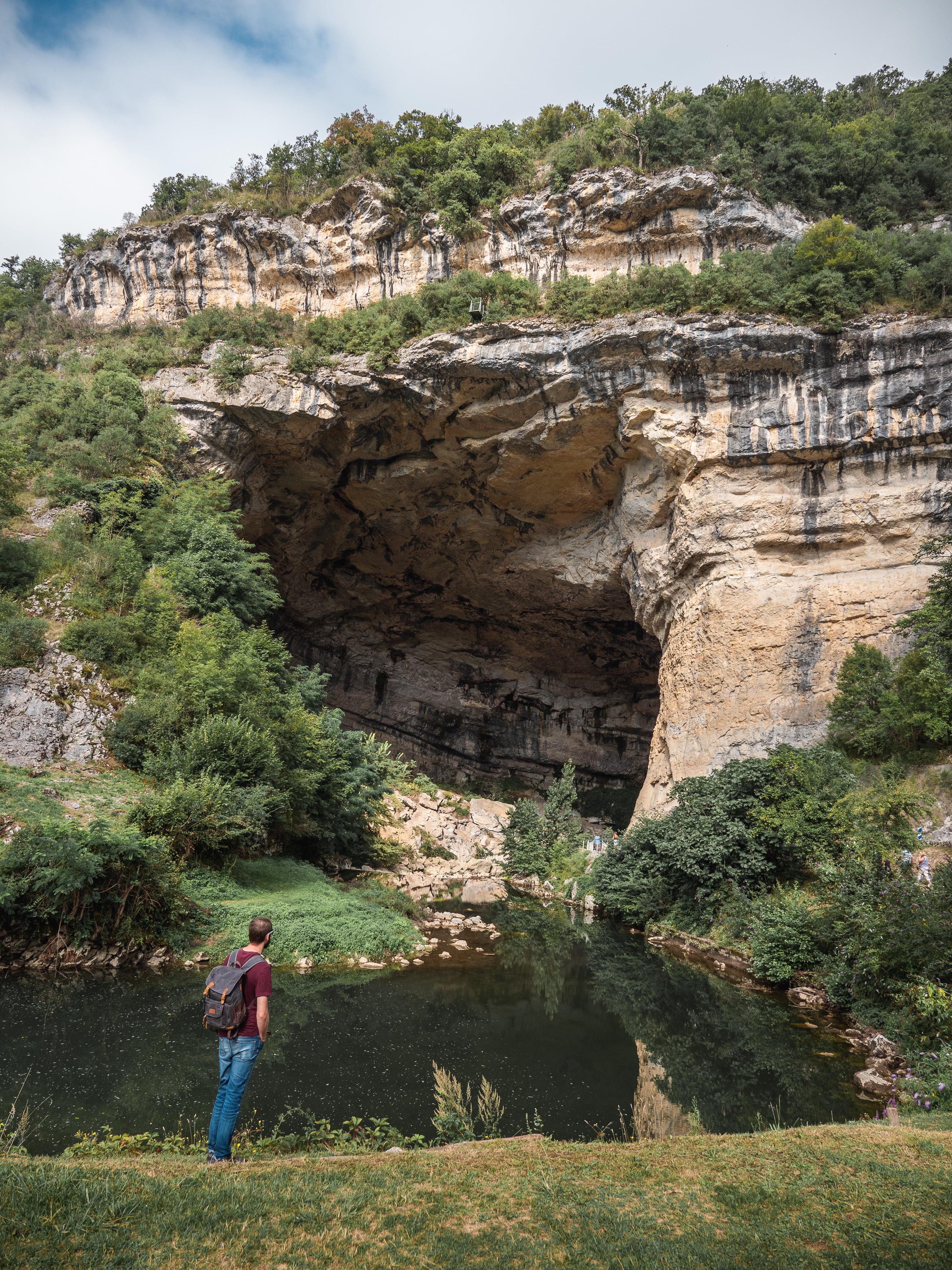 Grotte du mas d'Azil ariège