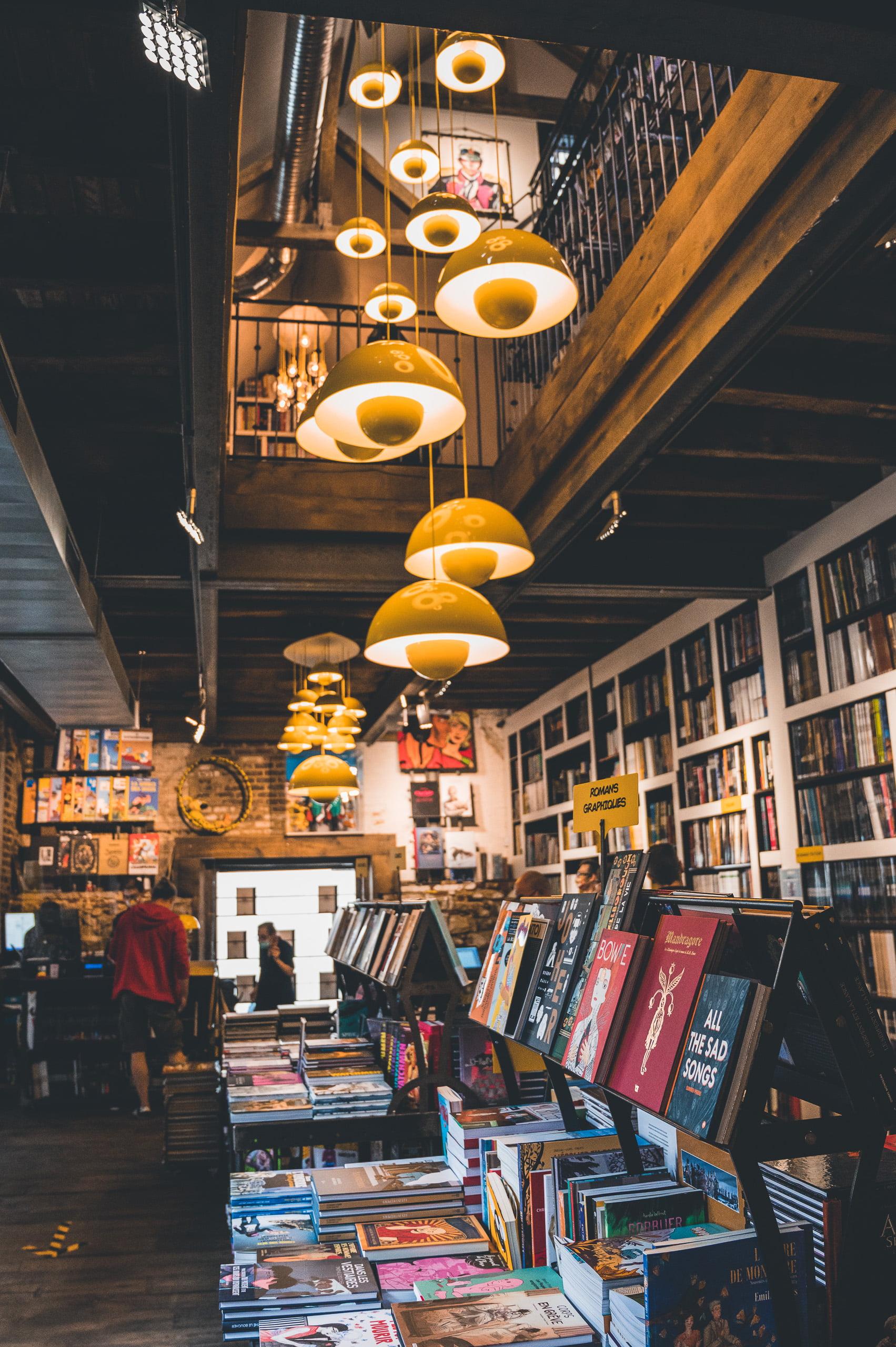 librairie bulle le mans