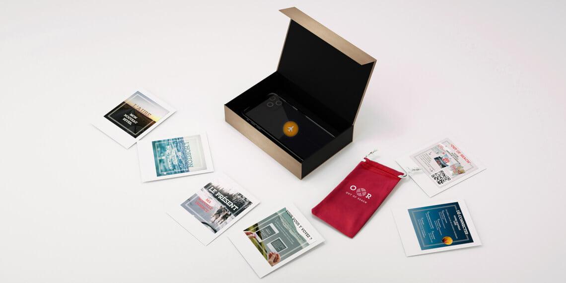 05 Box OOR Coffret Contenu 03 - Les globe blogueurs - blog voyage nature