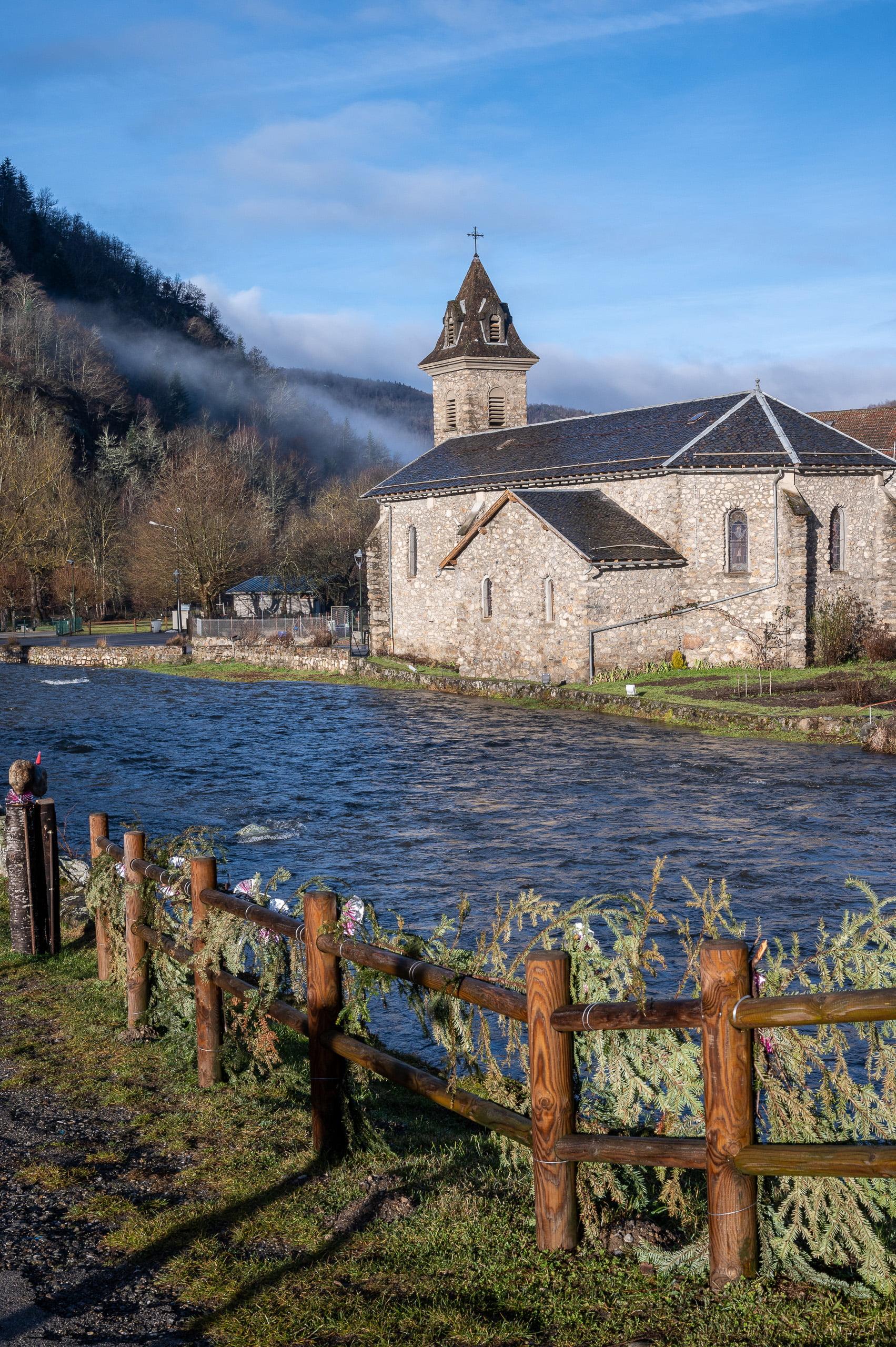 village d'orgeix
