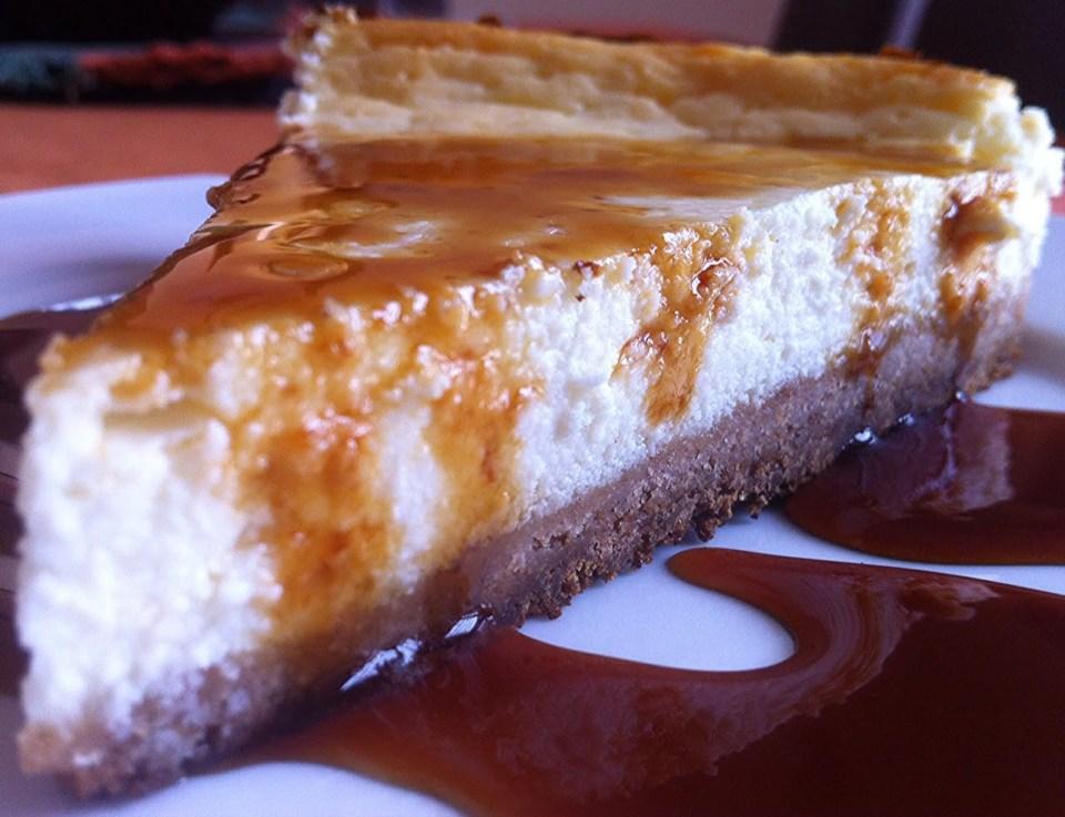 Cheesecake léger au fromage blanc et aux spéculoos