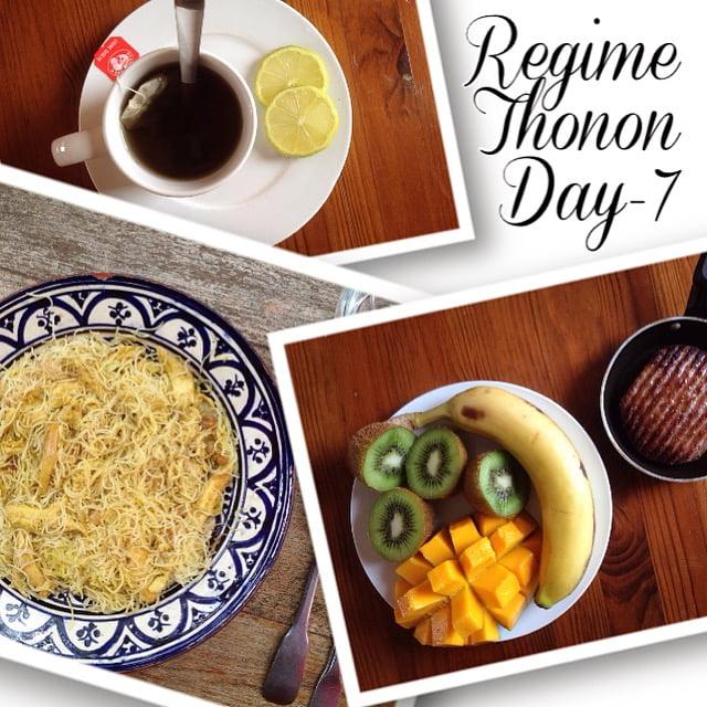Perdre 10 kilos en 14 jours j 39 ai v cu l 39 aventure r gime for Ai cuisine thonon