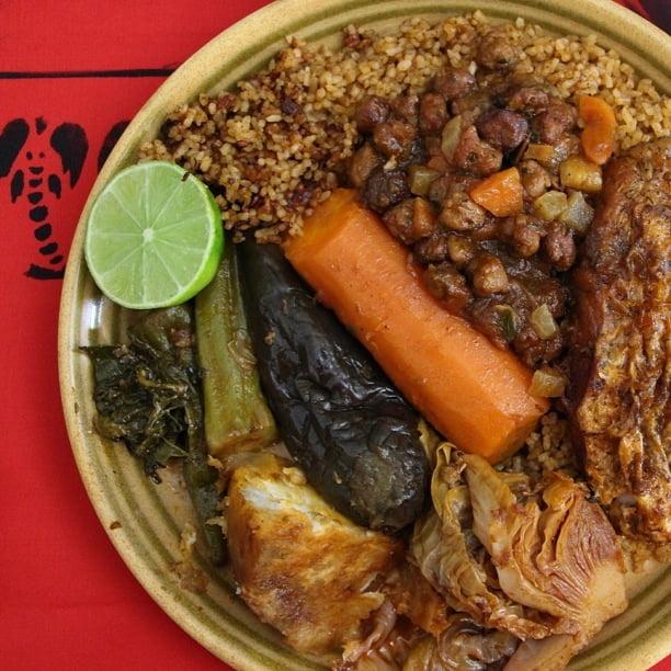 Tiebou dieune riz au poisson sngalais Recipe African Dishes