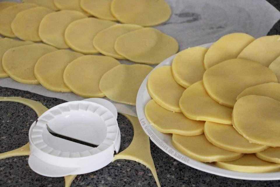 6 - Empanadas à la viande