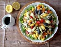 Salade du soleil à l'italienne
