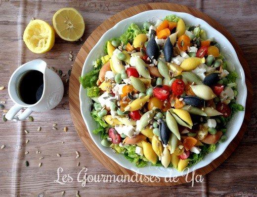 Salade du soleil à l'italienne LGY