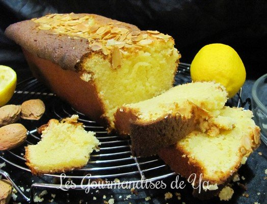 Cake citron et amande LGY