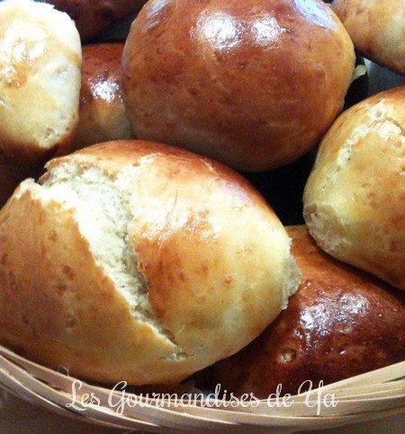 Petit pain au lait LGY 02