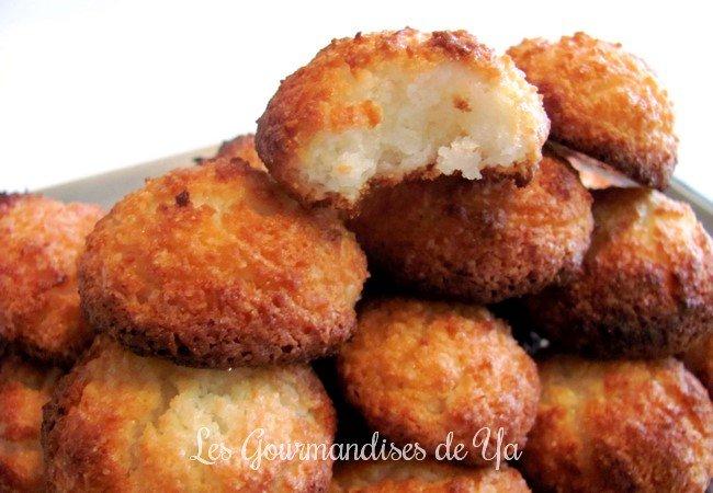 Rochers coco-amande LGY