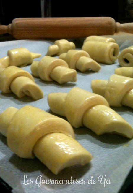 Viennoiseries - croissants et pains au chocolat LGY 02