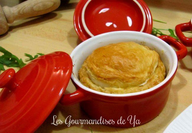 Cocottes façon pâté de pommes de terre LGY 01